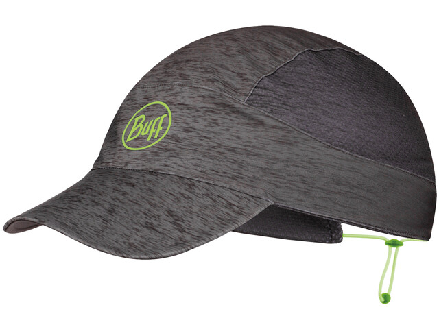 Buff Pack Run Cap r-grey htr